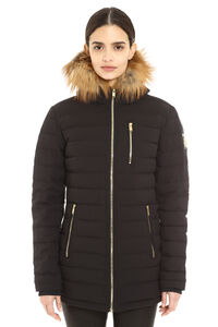 Lady Smith full zip padded jacket, Down Jackets Moose Knuckles woman