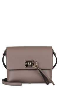 Leather crossbody bag, Shoulderbag Salvatore Ferragamo woman