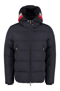 Corborant full zip padded jacket, Down jackets Moncler man