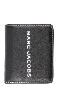 Logo leather wallet, Wallets Marc Jacobs woman