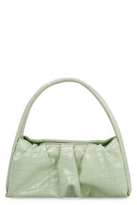 Hera croco-print shoulder bag, Top handle THEMOIRè woman