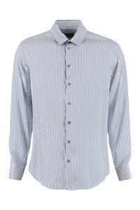 Striped motif shirt, Striped Shirts Giorgio Armani man