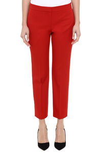Wool tailored trousers, Trousers suits Alexander McQueen woman