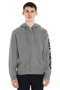Jersey hooded sweatshirt, Hooded sweaters Kenzo man