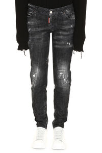 5-pocket skinny jeans, Skinny Leg Jeans Dsquared2 woman