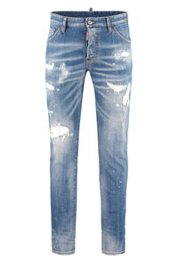 Jeans Cool Guy 5 tasche, Jeans slim Dsquared2 man