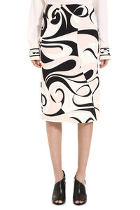 Printed pencil skirt, Printed skirts Emilio Pucci woman