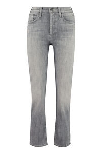 The Tomcat Ankle jeans, Straight Leg Jeans Mother woman
