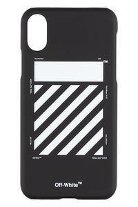 Printed iPhone X case, Tech accessories Off-White man