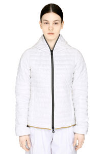 Hooded short down jacket, Down Jackets Duvetica woman
