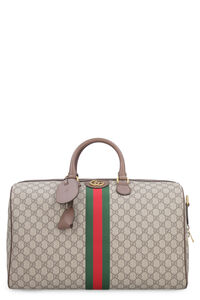 Ophidia GG supreme fabric travel bag, Luggage & Travel Gucci man