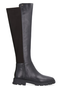 Ridley leather over-the-knee boots, Over-the-knee Boots MICHAEL MICHAEL KORS woman