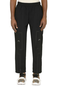 Techno fabric track pants, Track Pants A-COLD-WALL* man