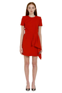 Virgin wool dress, Mini dresses Alexander McQueen woman