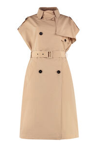 Sleeveless trench coat, Raincoats And Windbreaker Givenchy woman