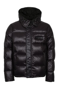 Hooded down jacket, Down jackets Kenzo man