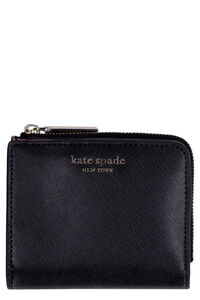 Saffiano leather small wallet, Wallets Kate Spade New York woman