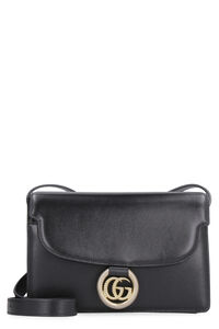 Leather shoulder bag, Shoulderbag Gucci woman