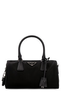 Nylon boston bag, Top handle Prada woman