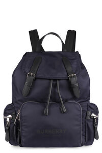 The Rucksack nylon backpack, Backpack Burberry woman