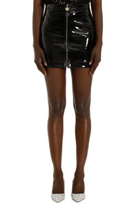 Vinyl miniskirt, Mini skirts Chiara Ferragni Collection woman