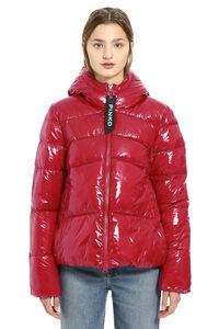 Tradurre hooded down jacket, Down Jackets Pinko woman