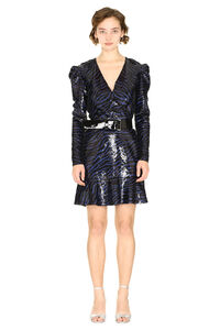 Sequined mini-dress, Mini dresses MICHAEL MICHAEL KORS woman