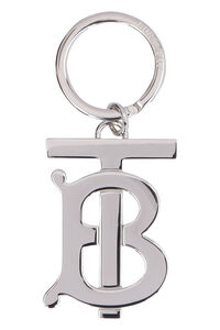 Monogram charm key holder, Keyrings Burberry man