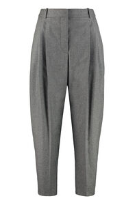 Tailored wool trousers, Trousers suits Stella McCartney woman