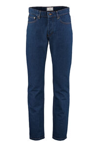 5-pocket jeans, Slim jeans AMI man