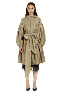 Ellen hooded raincoat, Raincoats And Windbreaker 4 Moncler Simone Rocha woman