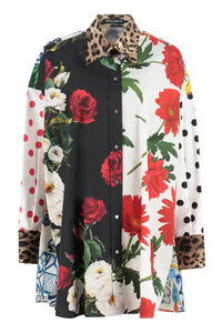 Printed cotton shirt, Shirts Dolce & Gabbana woman