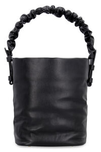 Adenia Soft leather bucket bag, Bucketbag Nico Giani woman