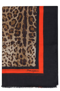 Animal print scarf, Scarves Dolce & Gabbana woman
