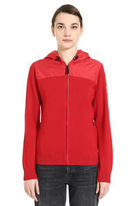 WindBridge full zip hoodie, Zip-up sweatshirts Canada Goose woman