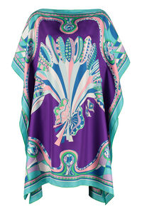 Printed silk dress, Printed dresses Emilio Pucci woman