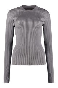 Ribbed knit top, null Maison Margiela undefined