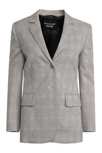 Prince of Wales checked blazer, Blazers Boutique Moschino woman