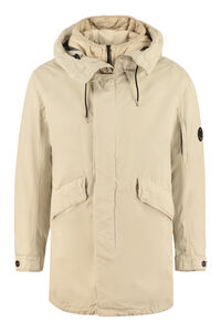 Hooded cotton parka, Parkas C.P. Company man