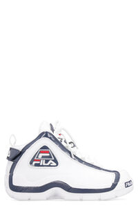 Grant Hill leather sneakers, High Top sneakers Fila woman