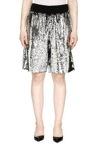Alyssa sequined shorts, Shorts Golden Goose woman