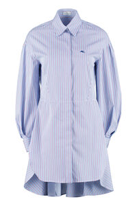 Long striped poplin shirt, Shirts Etro woman