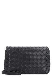 Baby Olimpia Intrecciato Nappa crossbody bag, Shoulderbag Bottega Veneta woman