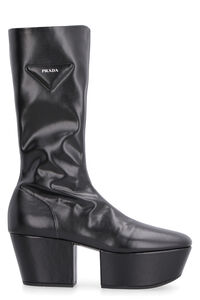 Sock ankle boots, Ankle Boots Prada woman