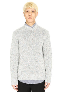 Long-sleeved crew-neck sweater, Crew necks sweaters Z Zegna man