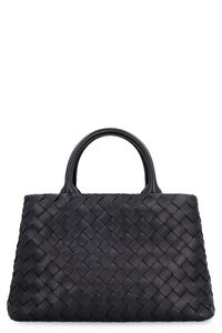 Roma Intrecciato Nappa handbag, Top handle Bottega Veneta woman