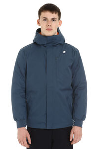 Timothy Thermo Cotton padded jacket, Raincoats And Windbreaker K-Way man