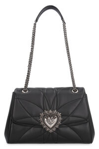 Devotion quilted leather shoulder bag, Top handle Dolce & Gabbana woman