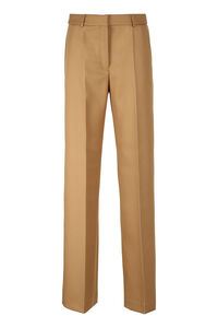 Drill wide-leg trousers, Trousers suits Stella McCartney woman