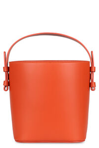 Adenia leather bucket bag, Bucketbag Nico Giani woman